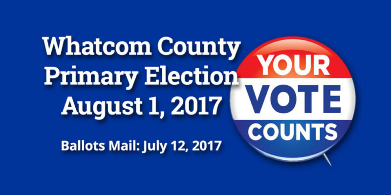 2017 Primary Election Countdown