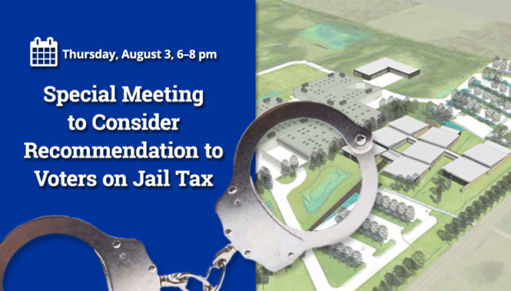 Special Jail Tax Meeting